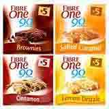 Win a Fibre One Sampler Pack