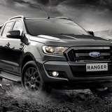 Win a Ford Ranger FX4