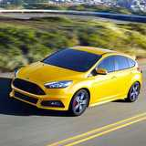 Win a Ford focus ST