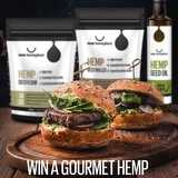 Win a Gourmet Hemp Selection