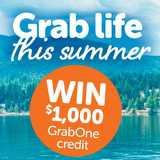 Win a GrabOne credit