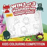 Win a Healtheries Hampers