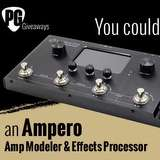 Win a Hotone Audio Ampero