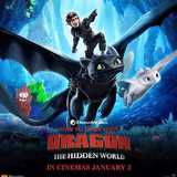 Win a How To Train Your Dragon: The Hidden World movie prize pack