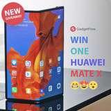 Win a Huawei Mate X