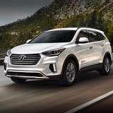 Win a Hyundai Santa fe