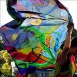 Win a Limited Edition Silk Scarf by Evan Woodruffe