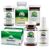 Win a Nature's Sunshine Spring Wellness pack
