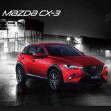Win a New Mazda CX3
