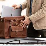 Win a Pad & Quill Leather Duffle