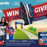 Win a Pair of Asics Trainers with Weet-Bix
