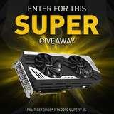 Win a Palit GeForce RTX 2070