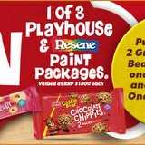 Win a Playhouse & Resene Paint Package