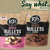 Win a RJ's Licorice Mixed Bullets