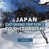 Win  a Ski Holiday in Japan