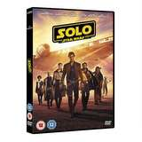 Win a Solo: A Star Wars Story DVD