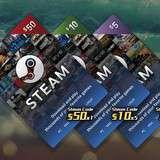 Win a Steam Gift Card
