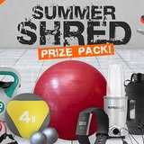 Win a Summer Shred Prize Pack