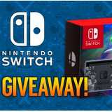 Win a Super Smash Bros Ultimate Nintendo Switch Bundle