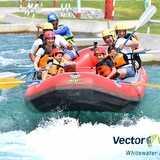 Win a Tamariki River Rafting Package at Vector Wero Whitewater Park