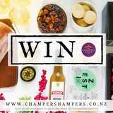 Win a Traditional Christmas Hamper from Champers