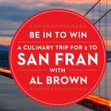 Win a Trip for 2 to San Francisco
