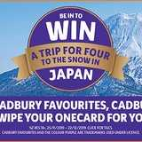 Win a Trip for Four to Japan