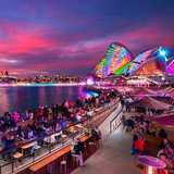 Win a Trip for Two to Vivid Sydney Festival