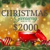 Win a Visa Gift Card worth up to $2000