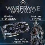Win a Warframe prize pack