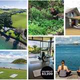 Win a Wellness Escape, at The Landing in Bay of Islands
