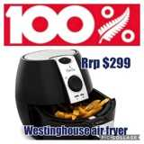 Win a Westinghouse AIr Fryer