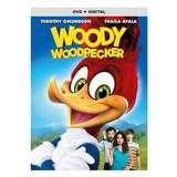 Win a Woody Woodpecker DVD