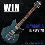Win a Yamaha Revstar RS720B Guitar