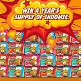 Win a Year's Supply of Indomie