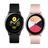 Win a black and a rose gold Samsung Galaxy Watch