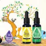Win a bottle of SleepDrops for Babies and SleepDrops for Kids