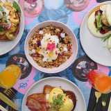 Win a bottomless brunch for two at Wu and You