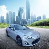 Win a brand new Toyota car