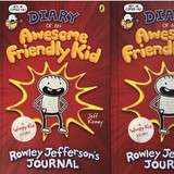 Win a copies of Diary of an Awesome Friendly Kid