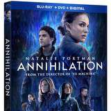 Win a copy of Annihilation on DVD