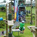 Win a double pass to Rocket Ropes