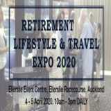 Win a free ticket to the Retirement Lifestyle and Travel Expo