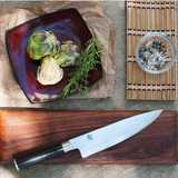 Win a handcrafted Kai Shun Classic Chefs knife