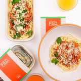 Win a personalised FED meal box