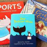 Win a set of kids books