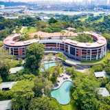 Win a staycation at Capella Singapore