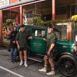 Win a weekend for two in Reefton