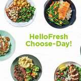 Win a with The Hits and HelloFresh Choose-Day