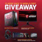 Win an MSI Infinite X Plus Gaming PC